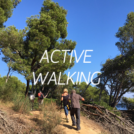 guided walking europe